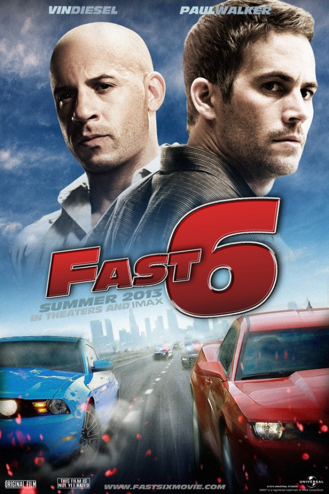image for project Fast and Furious 6